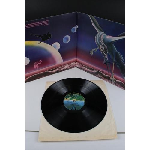 39 - Vinyl - Ramases 2 LP's to include Space Hymns (Vertigo 6360 046) with fold out sleeve & original Ver...