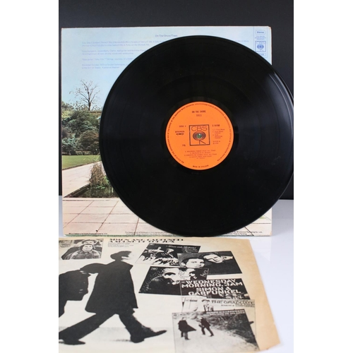 4 - Vinyl - Trees On The Shore LP on CBS 64168 Stereo, vg+