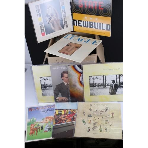 429 - Vinyl - Around 24 Punk, New Wave, Indie LPs to include Gary Numan, Republicas, Blancmange etc, sleev...