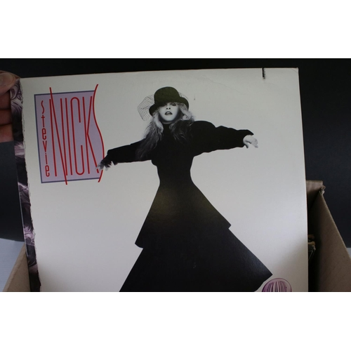 439 - Vinyl - Approx 50 vinyl LP's spanning the decades and the genres to include Michael Jackson, INXS, T...