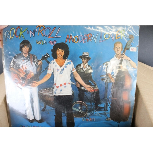 459 - Vinyl - Pop, rock & folk, a collection of approx. 70 LPs , together with a few 45s, artists include ...