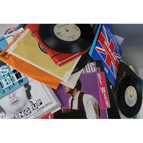 469 - Vinyl - Around 60 Pop and Rock LPs to include some 7