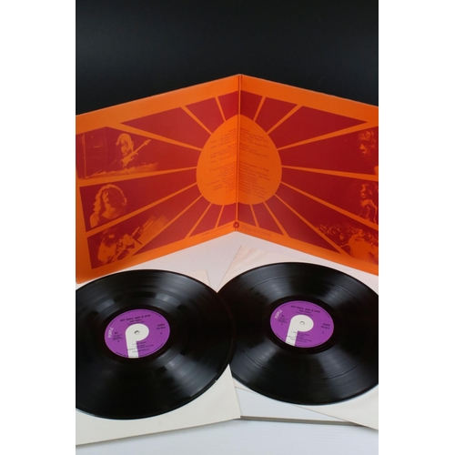 475 - Vinyl - Deep Purple Made In Japan (TPS 3512) gatefold sleeve with correct first pressing etchings in...