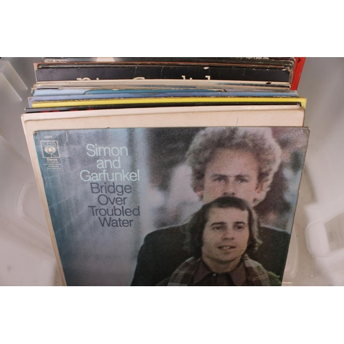 498 - Vinyl - Rock / Pop / Classical - collection of approx 30 LP's to include The Rolling Stones (Spanish...