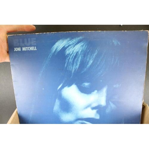 499 - Vinyl - Rock & Pop collection of approx 45 LP's featuring Cat Stevens, Bad Company, Fleetwood Mac, S...