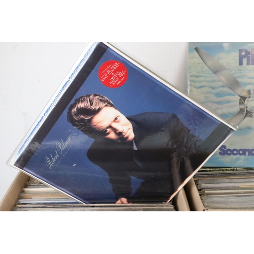 249 - Vinyl - Approx 150 rock & pop LP's including Dire Straits, Robert Palmer, Simply Red, Doobie Brother...