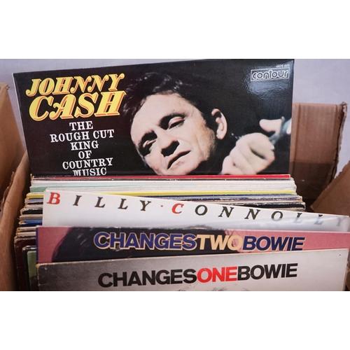212 - Vinyl - Approx 80 vinyl LP's and 12