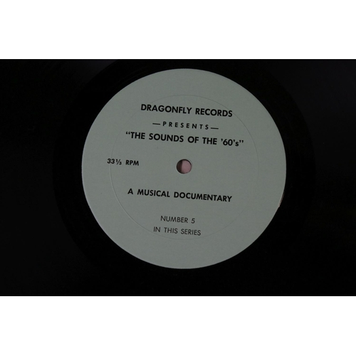 26 - Vinyl - David Bowie The Thin White Duke 1977 Unofficial US Double LP release on Dragonfly label, bla...
