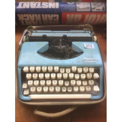 273 - Old Typewriter...