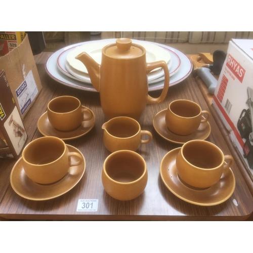 301 - Langley Tea Set...