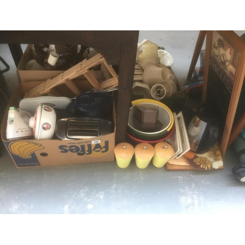 359 - Large Quantity of Household Items...