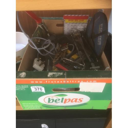 370 - Box of Tools...