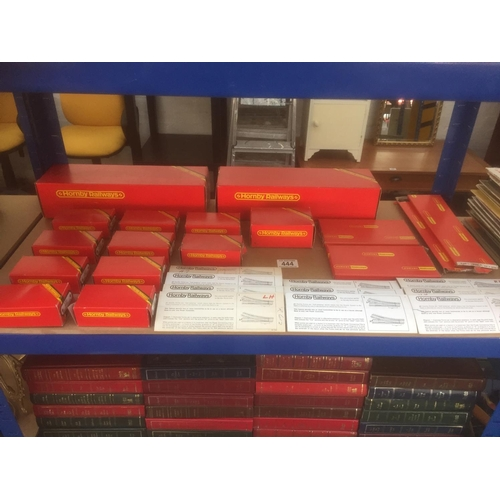 444 - Quantity of Hornby Train Ware...