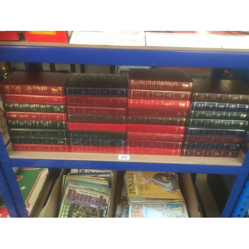 445 - Large Quantity of Readers Digest Books...