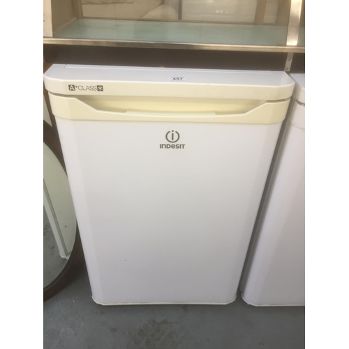 457 - Indesit Fridge Freezer - Working...
