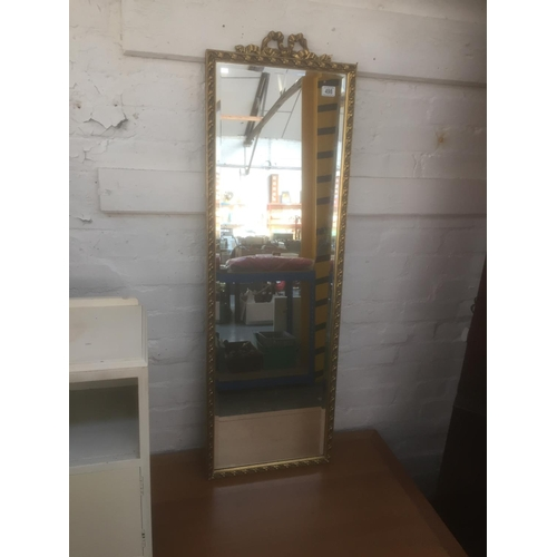 498 - Gilt Mirror...
