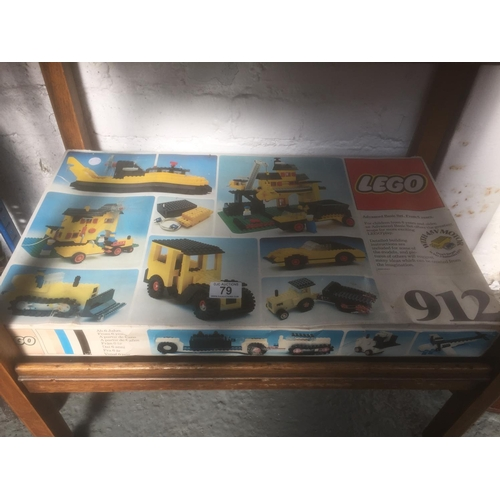 79 - Vintage Lego 912...
