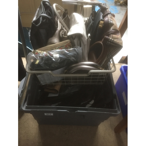 511 - Quantity of Bags/Handbags...
