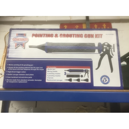 529 - Pointing/Grouting Kit - New...