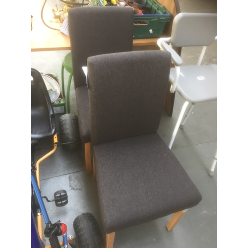571 - 2 x New Dining Chairs...