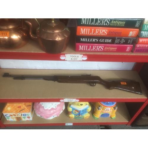 114 - Air Rifle...