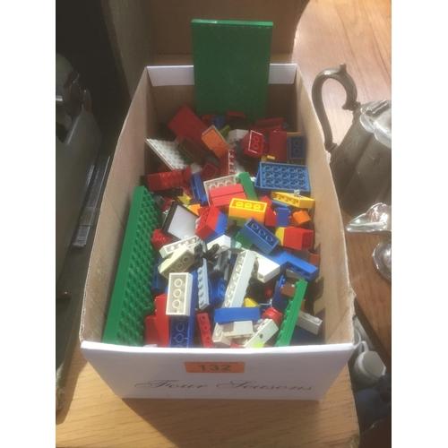 132 - Box of Lego...