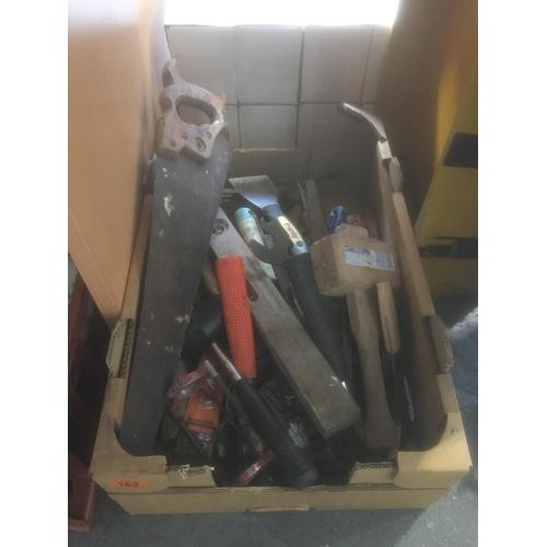 162 - Box of Tools...