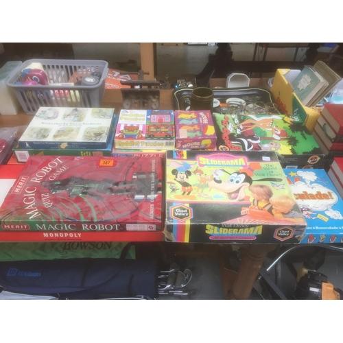 387 - Quantity of Vintage Games...