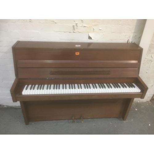 540 - Barratt & Robinson Piano...