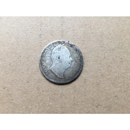 829 - William IIII One Shilling 1836...