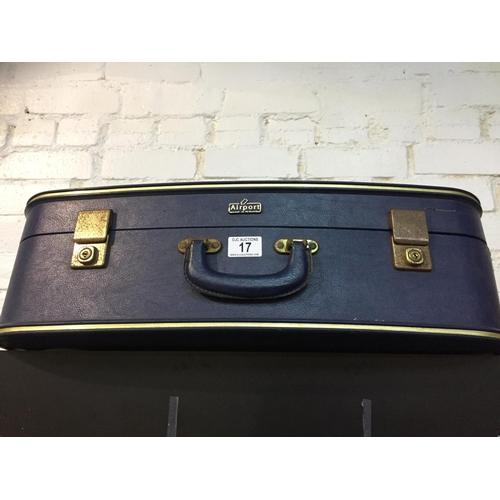 17 - Vintage Suitcase...