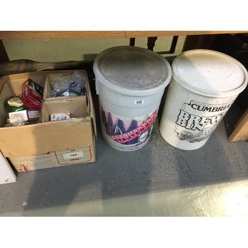 458 - Job Lot of Wine/Beer Making Equipment...