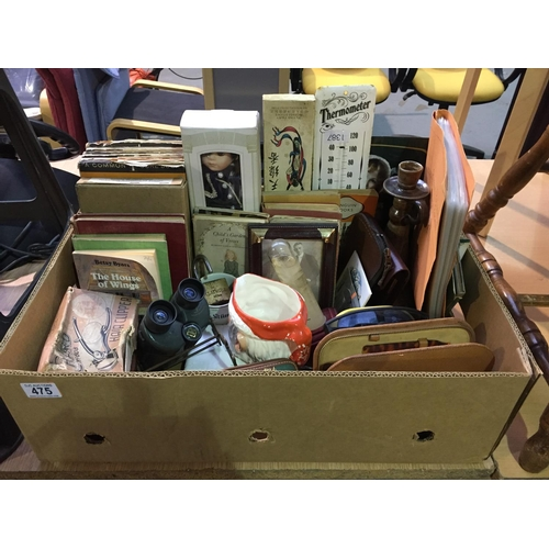 475 - Box of Collectables...