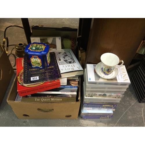 533 - Quantity of Commemorative Items...