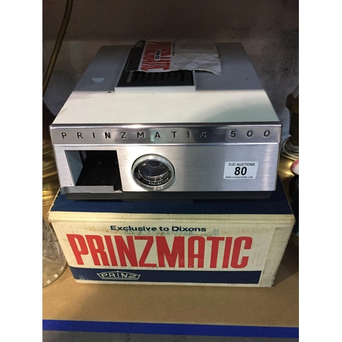 80 - Prinzmatic Projector...