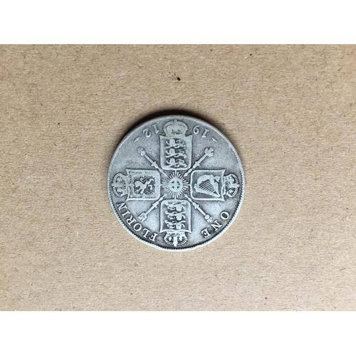 773 - George V One Florin 1912...