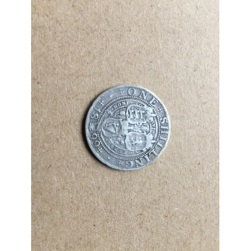 787 - Victorian One Shilling 1899...