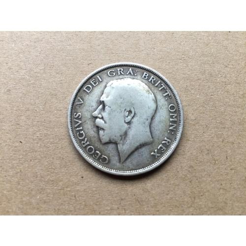 864 - George V Half Crown 1913...