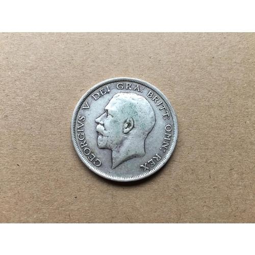 867 - George V Half Crown 1916...