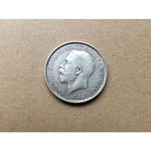 770 - George V One Florin 1914...