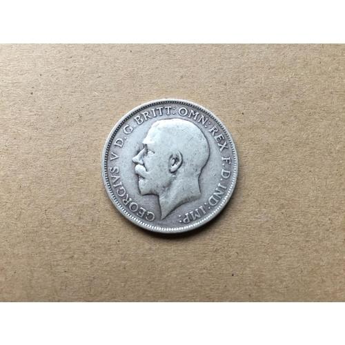 771 - George V One Florin 1918...