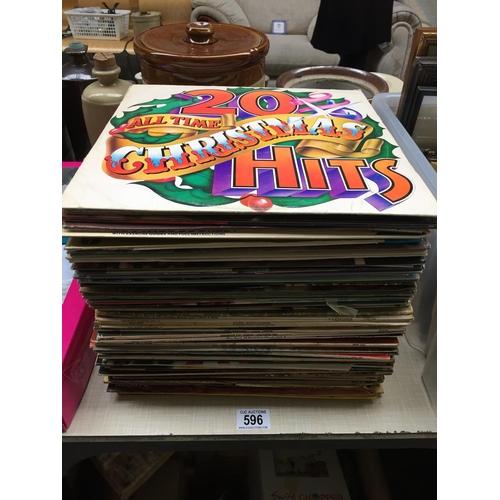596 - Quantity of Records...