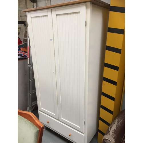 674 - Large Wardrobe (requires new handles)...