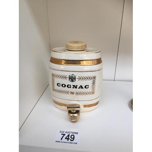 749 - Wade Cognac Decanter...