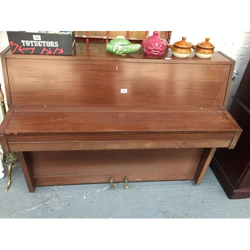 764 - Robinson & Barratt Upright Piano...