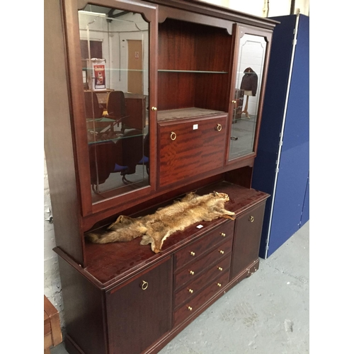 765 - Large Stag Display Sideboard...