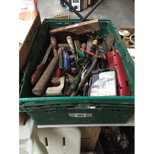 968 - Box of Tools...