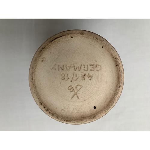 1 - West German Vase...