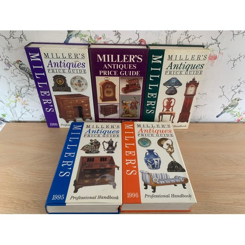31 - Quantity of Millers Guide Books