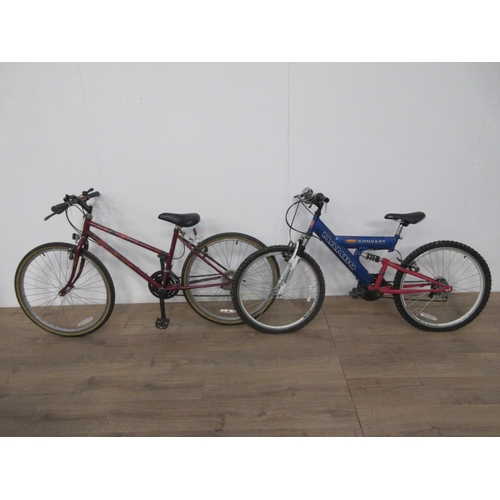 15 - Two Raleigh Children's Bicycles....